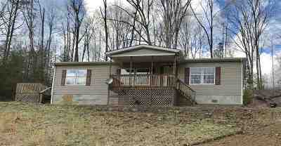 Greenup County Single Family Home For Sale: 2870 Pleasant Valley