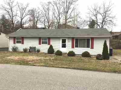 Greenup County Single Family Home For Sale: 2215 Brent Ann Drive