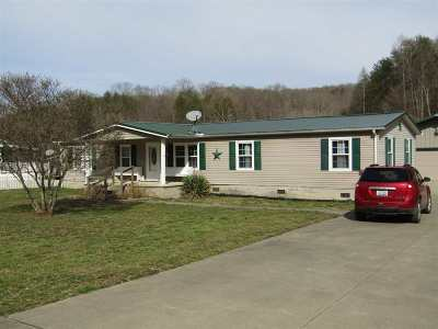 Argillite KY Single Family Home For Sale: $129,900