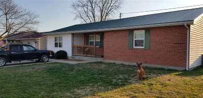 Ashland Single Family Home Pending-Continue To Show: 931 Goldie Court