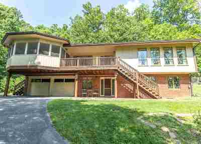 Catlettsburg Single Family Home For Sale: 3833 Brandywine Drive