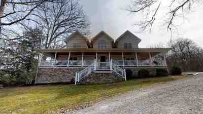 Carter County Single Family Home For Sale: 2299 Carter Caves