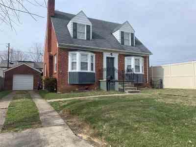 Ashland Single Family Home Pending-Continue To Show: 2517 E Euclid