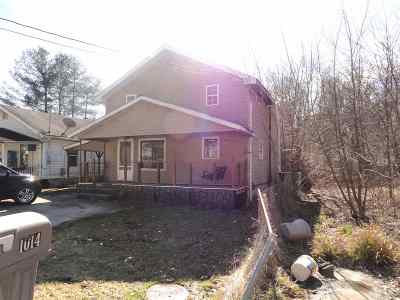 Greenup County Single Family Home For Sale: 1014 Turley Avenue