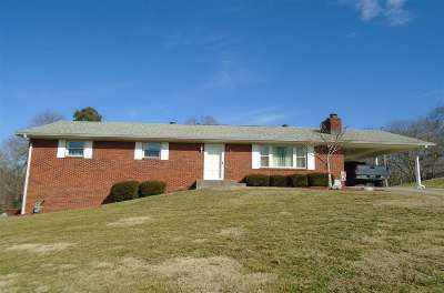 Greenup County Single Family Home For Sale: 114 Monroe Drive