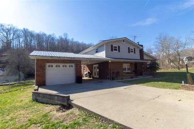 Ashland Single Family Home Pending-Continue To Show: 2026 W. Cobb Fork Road