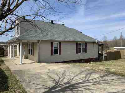 Greenup County Single Family Home For Sale: 305 Franz Lane