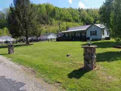 Carter County Single Family Home For Sale: 2095 N State Highway 1