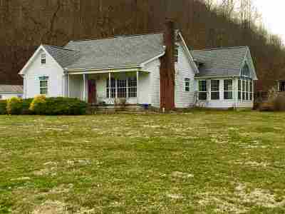 Greenup County Single Family Home For Sale: 89 Rattlesnake Hollow