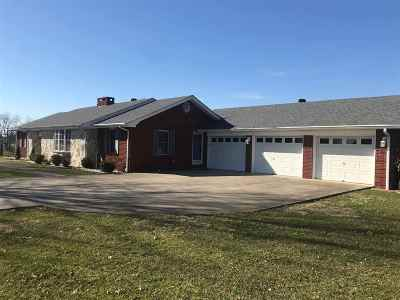 Catlettsburg Single Family Home For Sale: 3933 Briarwood