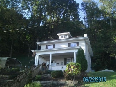 Ashland Single Family Home For Sale: 2548 Hilton Ave