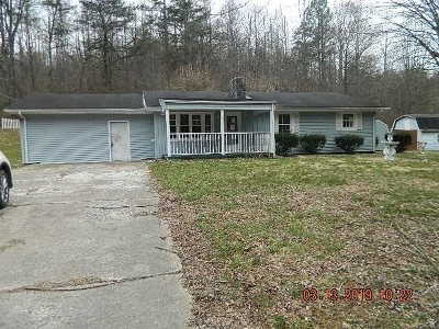 Greenup County Single Family Home For Sale: 1774 State Route 503