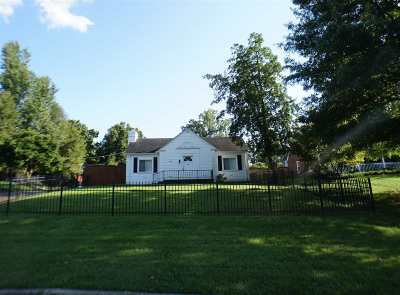 Ashland Single Family Home For Sale: 2610 Central Parkway