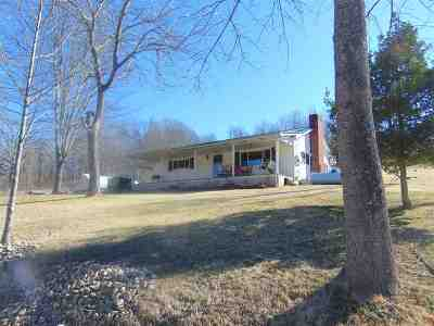 Carter County Single Family Home For Sale: 318 Tal Road