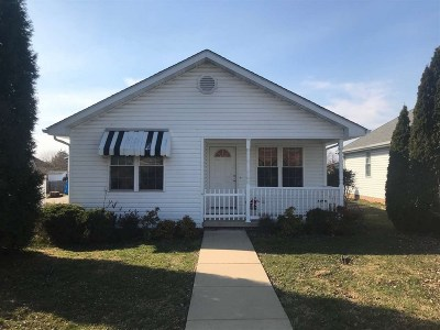 Greenup County Single Family Home Active-New: 2005 Long Street