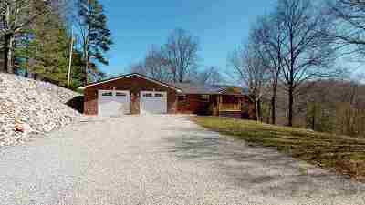 Carter County Single Family Home Active-New: 2300 State Highway 1444