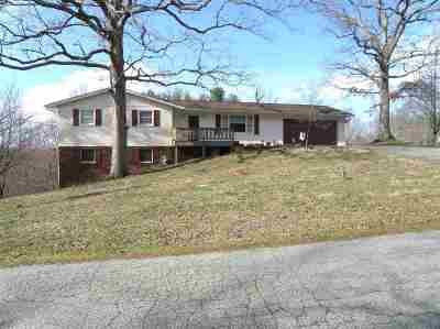 Ashland Single Family Home For Sale: 503 W Greenhill Road