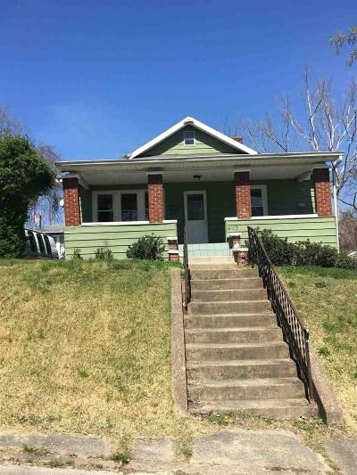 Ashland Single Family Home For Sale: 4113 Skidmore Street