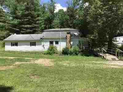Carter County Single Family Home For Sale: 125 Broke Bridge Road