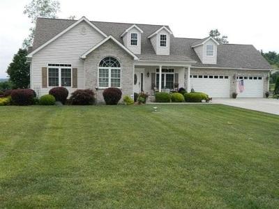 Grayson Single Family Home For Sale: 154 Empress Drive