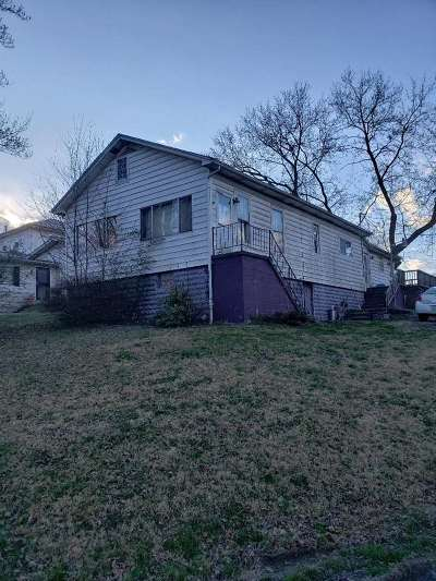 Ashland Single Family Home For Sale: 2003 Wade Street
