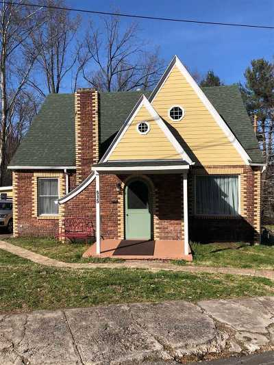 Ashland Single Family Home For Sale: 515 44th Street