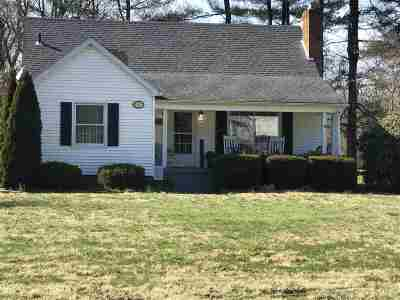Greenup County Single Family Home Pending-Continue To Show: 1612 Kentucky Highway 8
