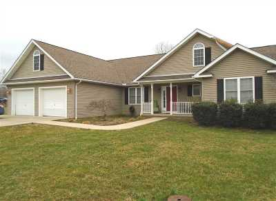 Raceland Single Family Home Pending-Continue To Show: 2001 Man O War