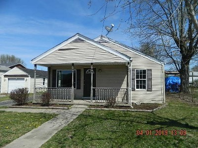 Greenup County Single Family Home For Sale: 1105 Williams Street