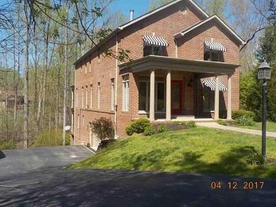 Ashland Single Family Home For Sale: 219 Bellefonte Drive