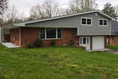 Ashland Single Family Home For Sale: 4022 Southview Road