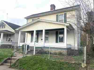 Ashland Single Family Home For Sale: 2918 Central Avenue