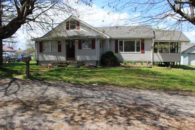 Greenup County Single Family Home For Sale: 1631 Beech Street