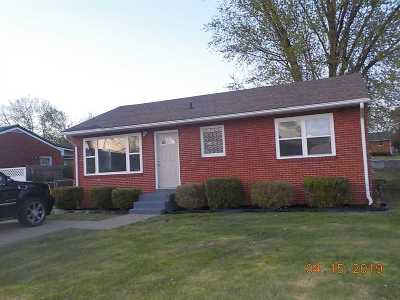 Greenup County Single Family Home For Sale: 1209 Clark Street