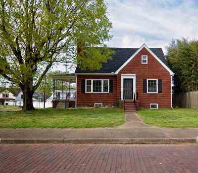 Raceland Single Family Home For Sale: 601 Chinn Street
