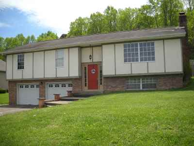 Raceland Single Family Home Active-New: 1248 State Route 693