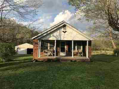 Carter County Single Family Home For Sale: 18942 W Us Highway 60