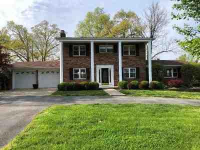 Ashland Single Family Home For Sale: 1427 Fairhill Drive
