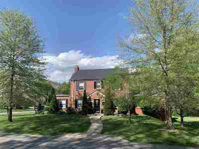 Ashland Single Family Home For Sale: 1005 Highland Avenue