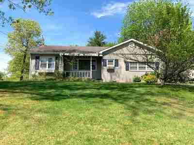Russell Single Family Home For Sale: 104 Crestview Road