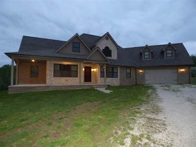 Carter County Single Family Home For Sale: 501 Woodland Way