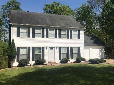 Ashland Single Family Home For Sale: 260 Bellefonte Circle