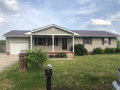 Greenup County Single Family Home For Sale: 28 Bluebird