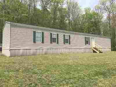 Carter County Single Family Home For Sale: 2394 State Highway 1661