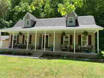 Carter County Single Family Home For Sale: 3553 State Highway 396