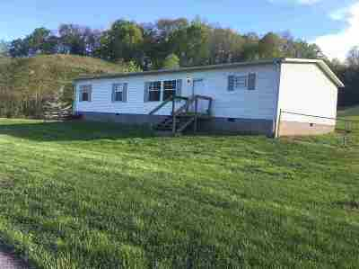 Greenup County Single Family Home Pending-Continue To Show: 253 McKinney Road