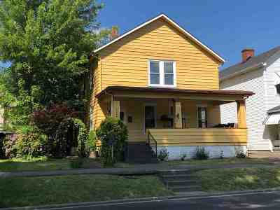 Ashland Single Family Home For Sale: 2009 Central Ave.