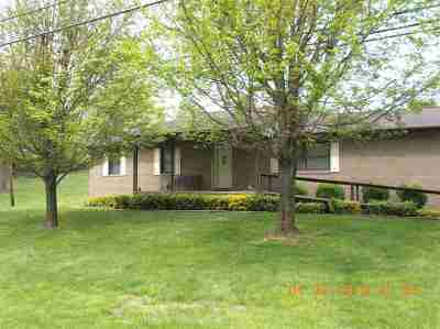 Lawrence County Single Family Home Pending-Continue To Show: 3863 State Route 243