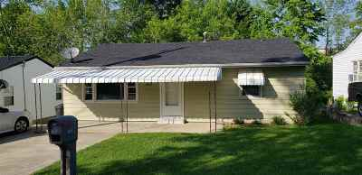 Greenup County Single Family Home For Sale: 1412 Patterson St
