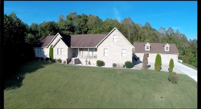 Greenup County Single Family Home For Sale: 501 Crites Drive